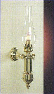 Brass Nautical Lights - 2026 Polished Brass Gimbal Light