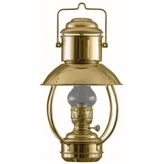 "Brass Nautical Lights - 8211/O DHR Mini Trawler Oil Lamp (14"")"