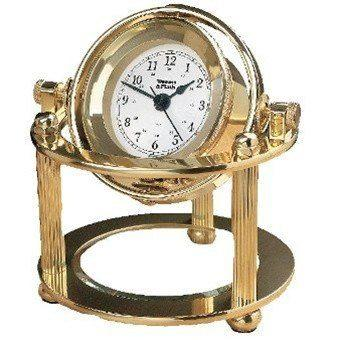 790500 - Solaris Desk Clock from Weems & Plath - Jonesport Nautical Gifts  - 2