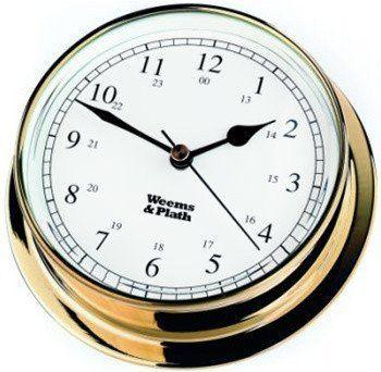 230500  Endurance 085 Brass Clock