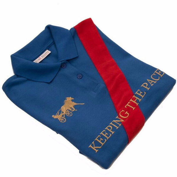 Pacing Polo Shirt - Tori Allen