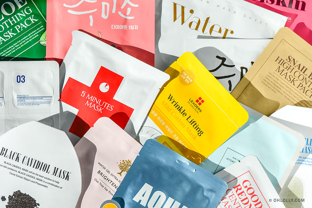 Sheet Masks: One of the biggest K-Beauty trends explained
