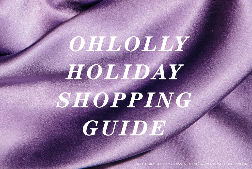 Ohlolly Holiday Shopping Guide 2019 Title