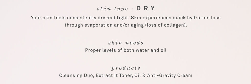 Huxley at Ohlolly - Dry Skin Types