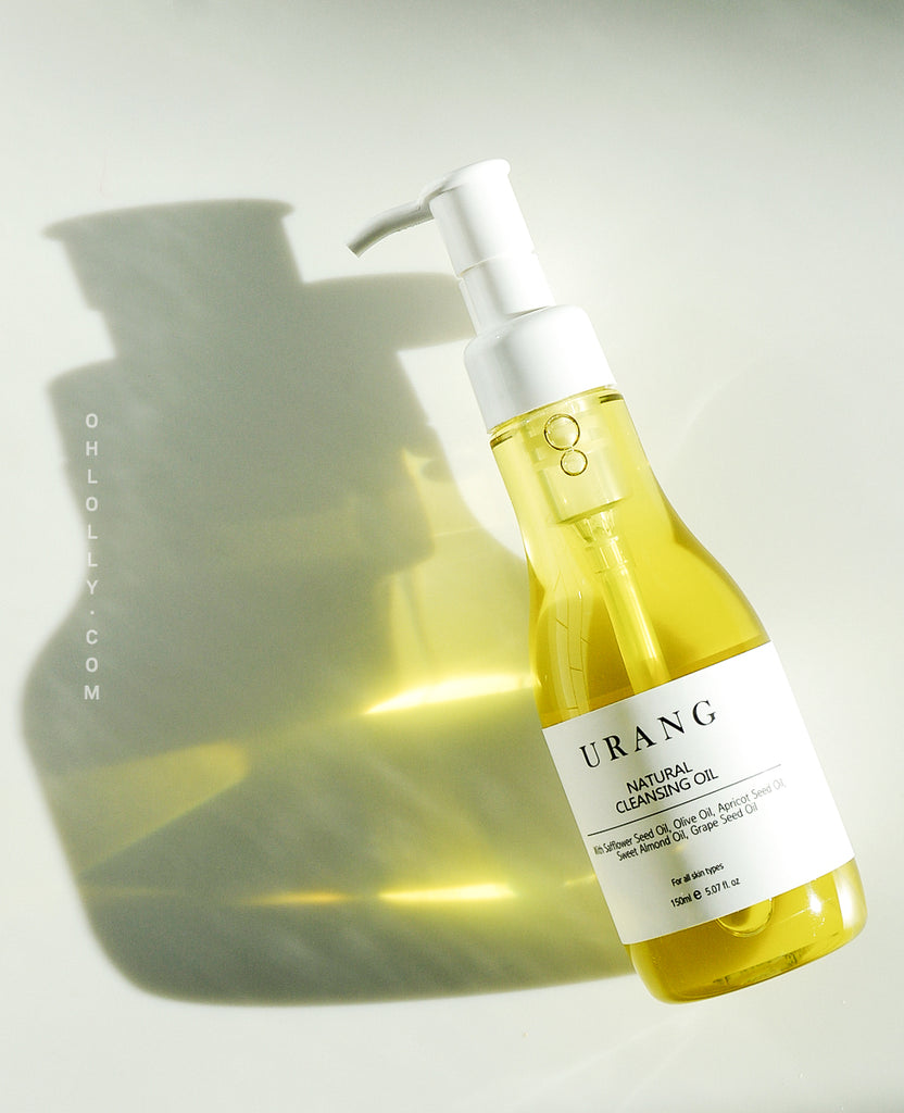 Ohlolly Urang Natural Cleansing Oil