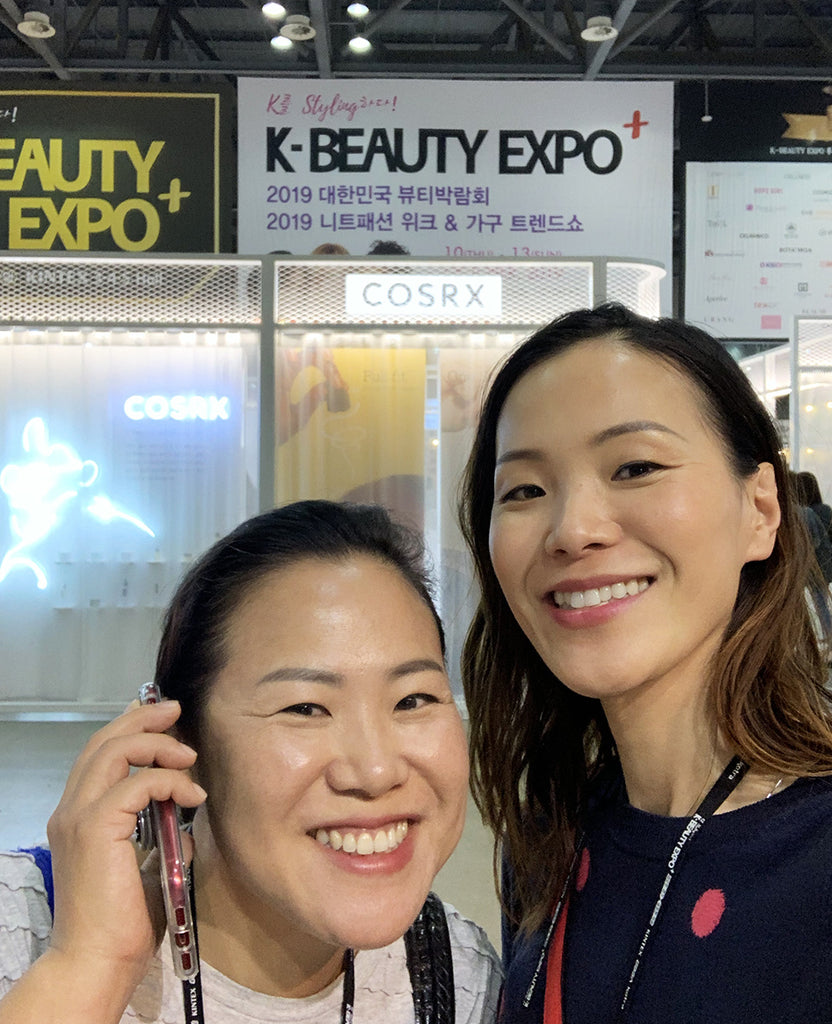 Ohlolly Founders Seoul K-beauty Expo