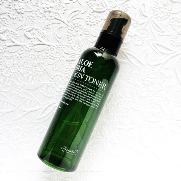 Ohlolly Korean Beauty Benton Aloe BHA Toner