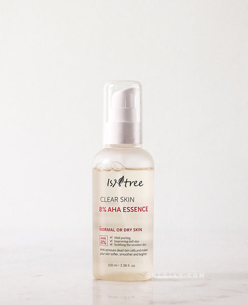 Isntree Clear Skin 8% AHA Essence