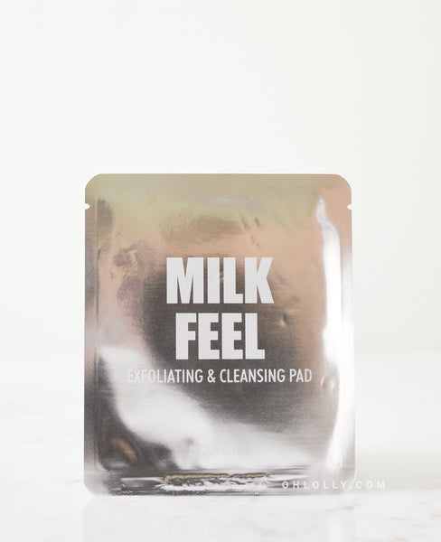 Lapcos Milk Feel Exfoliating & Cleansing Pad