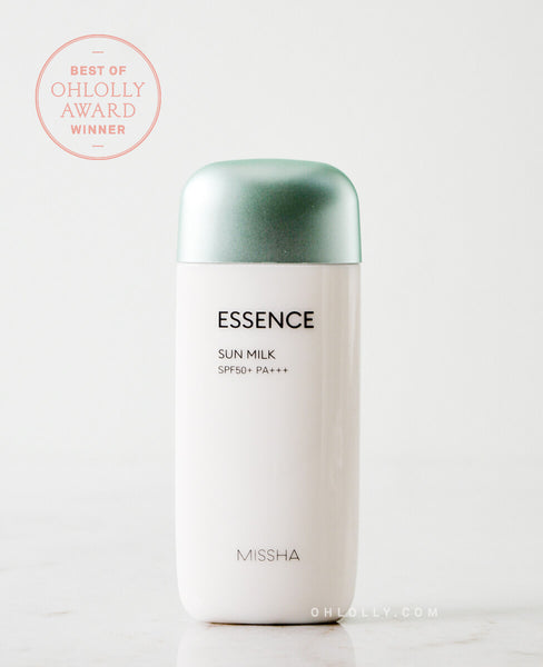 Missha All-around Safe Block Essence Sun Milk (SPF 50+ PA+++)