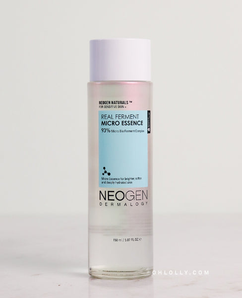 Neogen Dermalogy Real Ferment Micro Essence