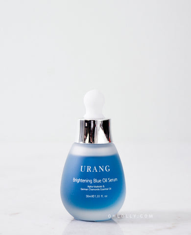 Urang Brightening Blue Oil Serum
