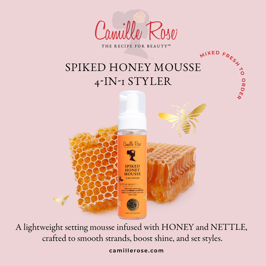 Why Our Camille Rose Stylers Are 4C Hair Approved