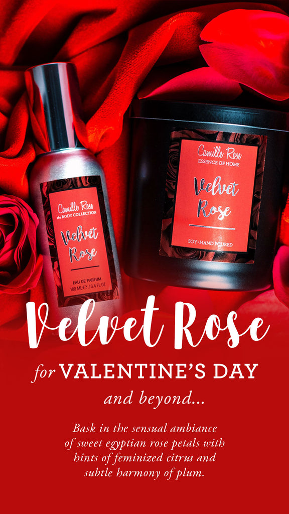 Here's Why Camille Rose's Velvet Rose Parfum is The Best Gift For Rose Day