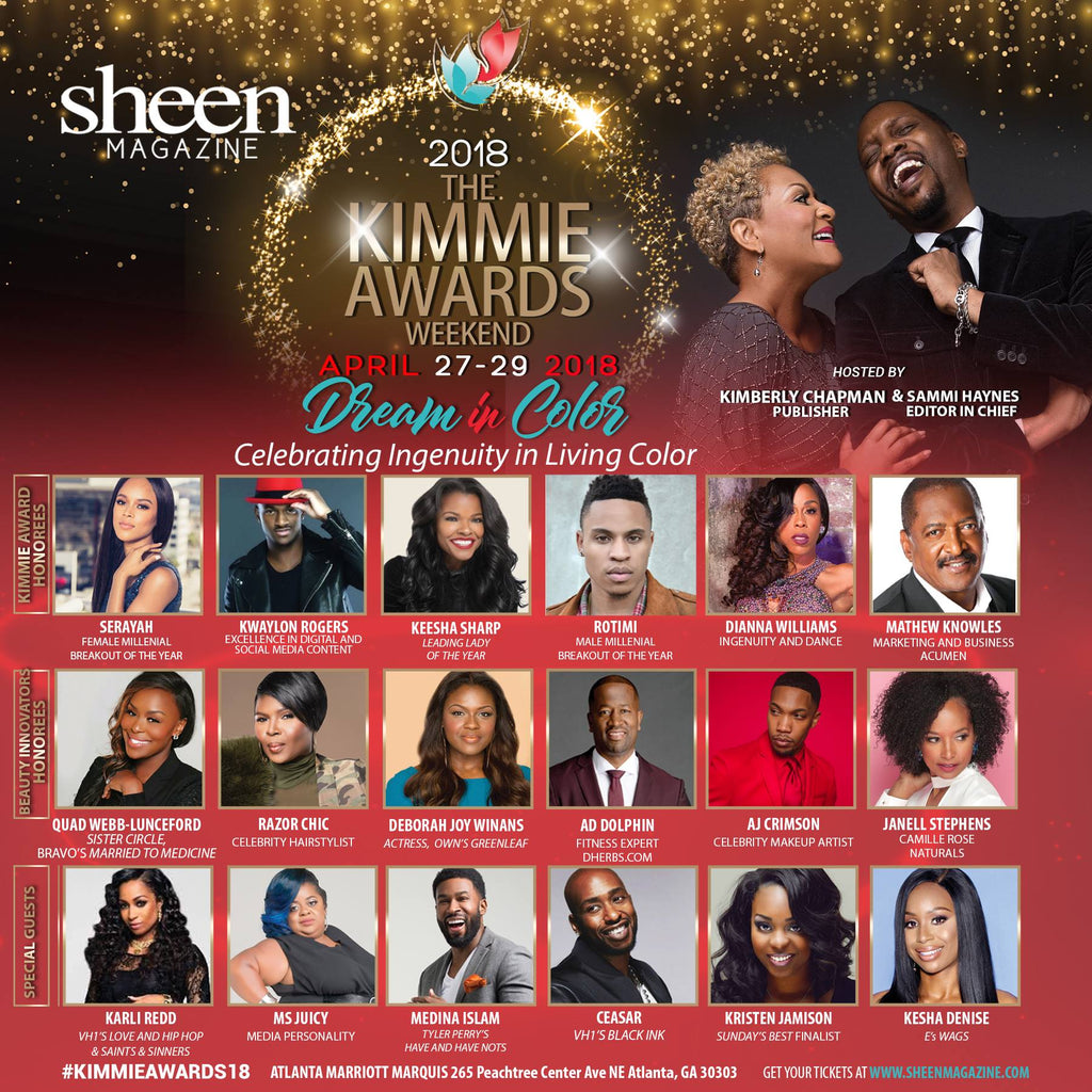 Kimmie Awards Honors Janell Stephens