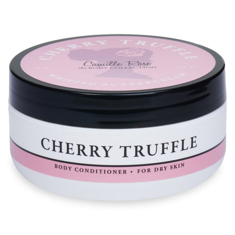 Cherry Truffle Whipped Buttercream