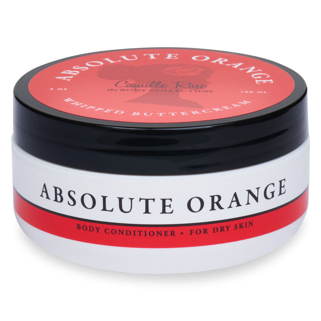 Absolute Orange Whipped Buttercream