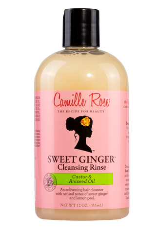 Sweet Ginger Cleansing Rinse