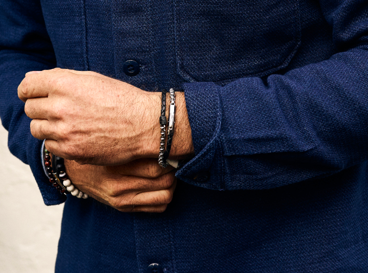 Men's Luxury Jewelry - Designed & Handcrafted in NYC