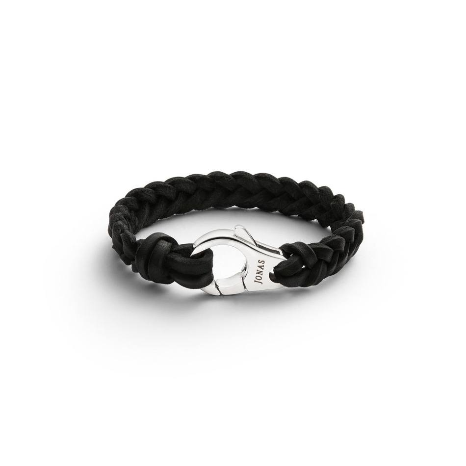 St. Marks Bracelet Men's Leather Braided Bracelets - Jonas Studio