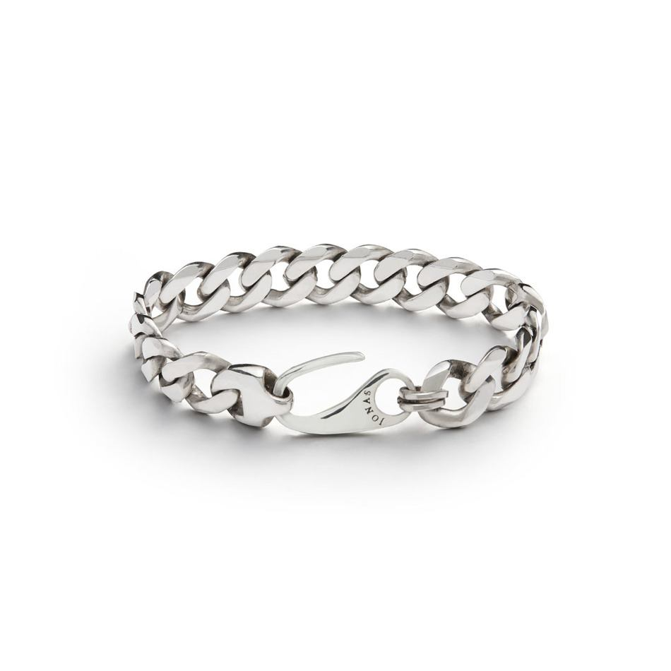 Infinite Plans Bracelet - Men's Silver Bracelet - Jonas Studio