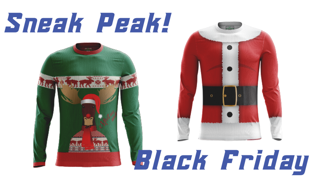 Black Friday, Cyber Monday, & More!
