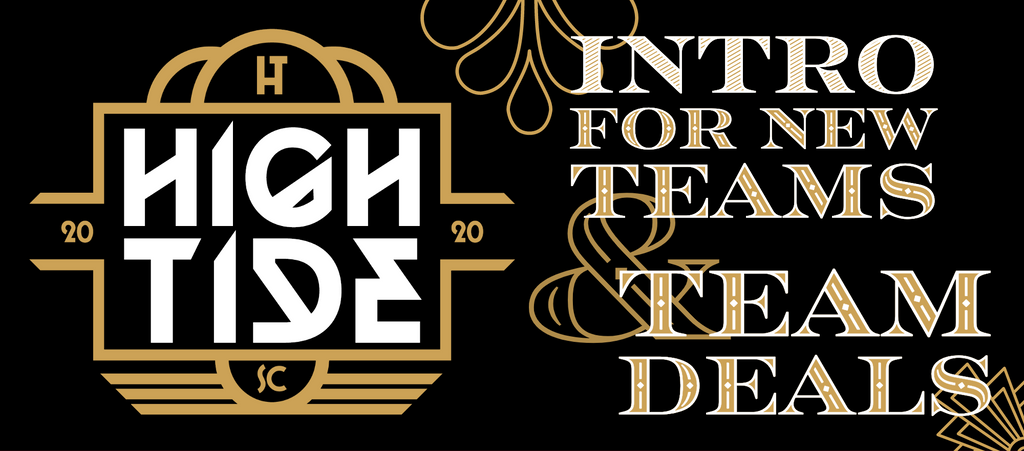 High Tide 2020 Info & Team Deals