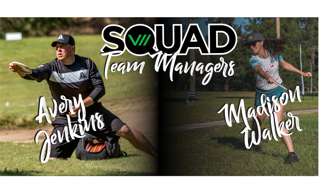 Avery Jenkins and Madison Walker sign on as 2019 Savage Squad Managers