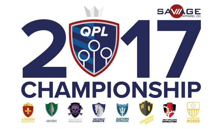 The 2017 Quidditch Premier League Championship – SAVAGE, The