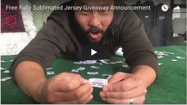 Guess Who Just Won Free Full Sub Jerseys?
