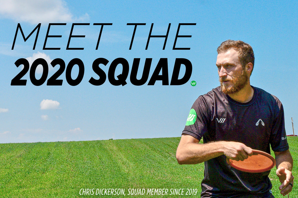 Disc golf is back! Meet the 2020 Savage Squad!