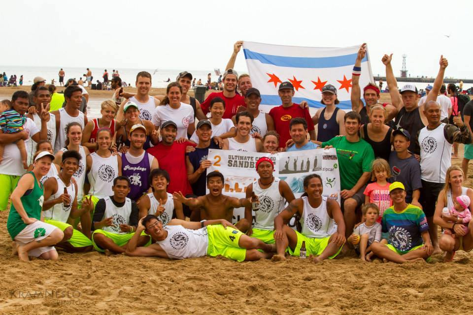 Heading to Chicago Sandblast? Here's what you need to know about the beach ultimate tournament