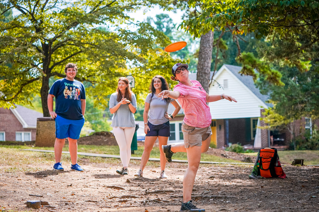 Partners in Pride: How Throw Pink is bringing disc golf to underrepresented communities
