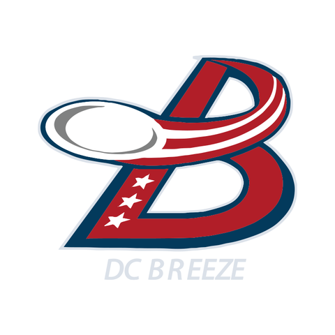 VII Savage Apparel AUDL Ultimate Frisbee Team Store DC Breeze