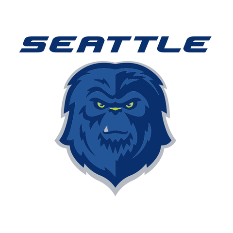 VII Savage Apparel AUDL Ultimate Frisbee Team Store Seattle Cascades