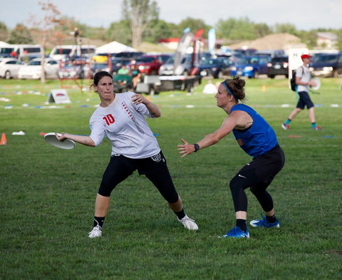 Jenny Fey | Scandal Ultimate Frisbee Player