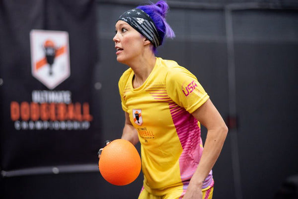 women's ultimate dodgeball