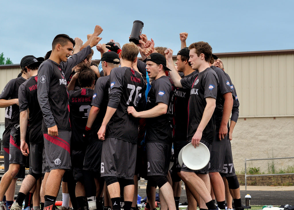 AUDL Mechanix Team Ultimate Frisbee Game photo
