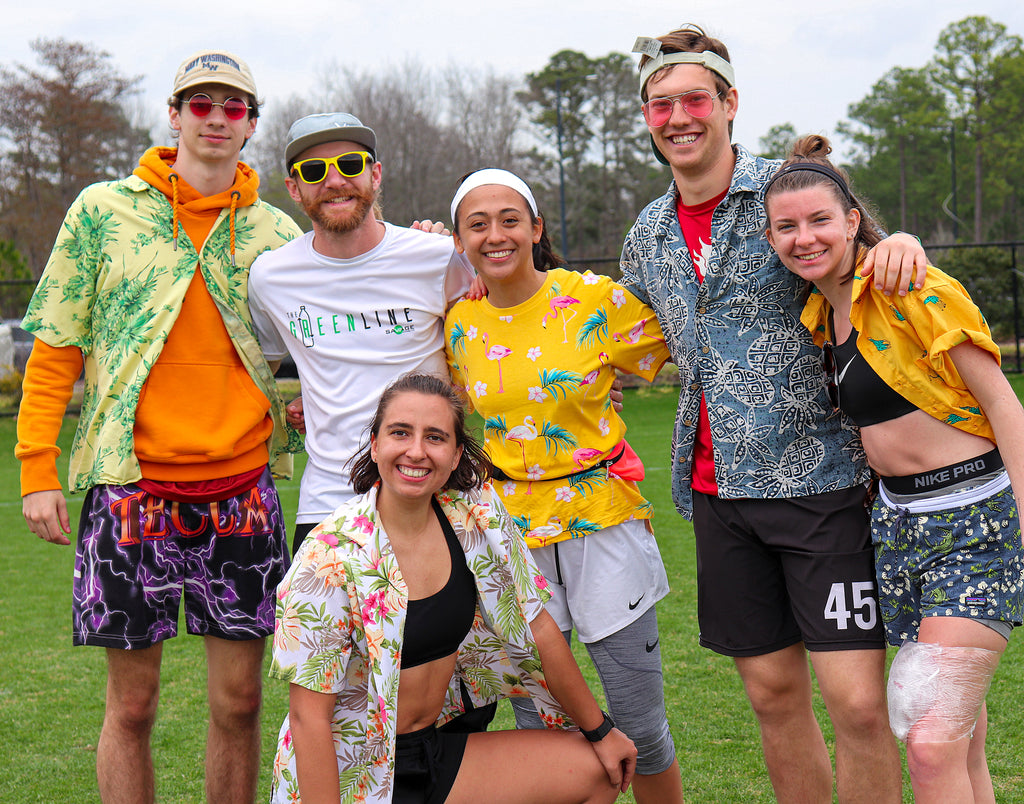 High Tide 2020 College Ultimate Frisbee Tournament University of Mary Washington VA