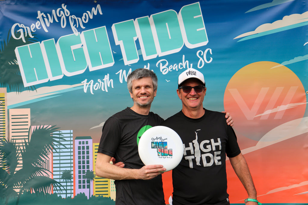 High Tide 2020 College Ultimate Frisbee Ed Pulkinen Todd Curran Savage XII Brands CEO