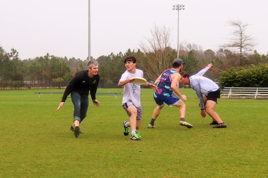 High Tide 2020 College Ultimate Frisbee Tournament Todd Curran Savage