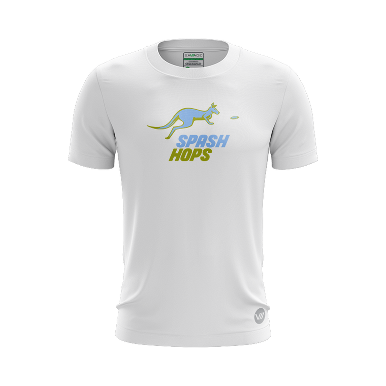 SPASH HOPS Ultimate White Jersey
