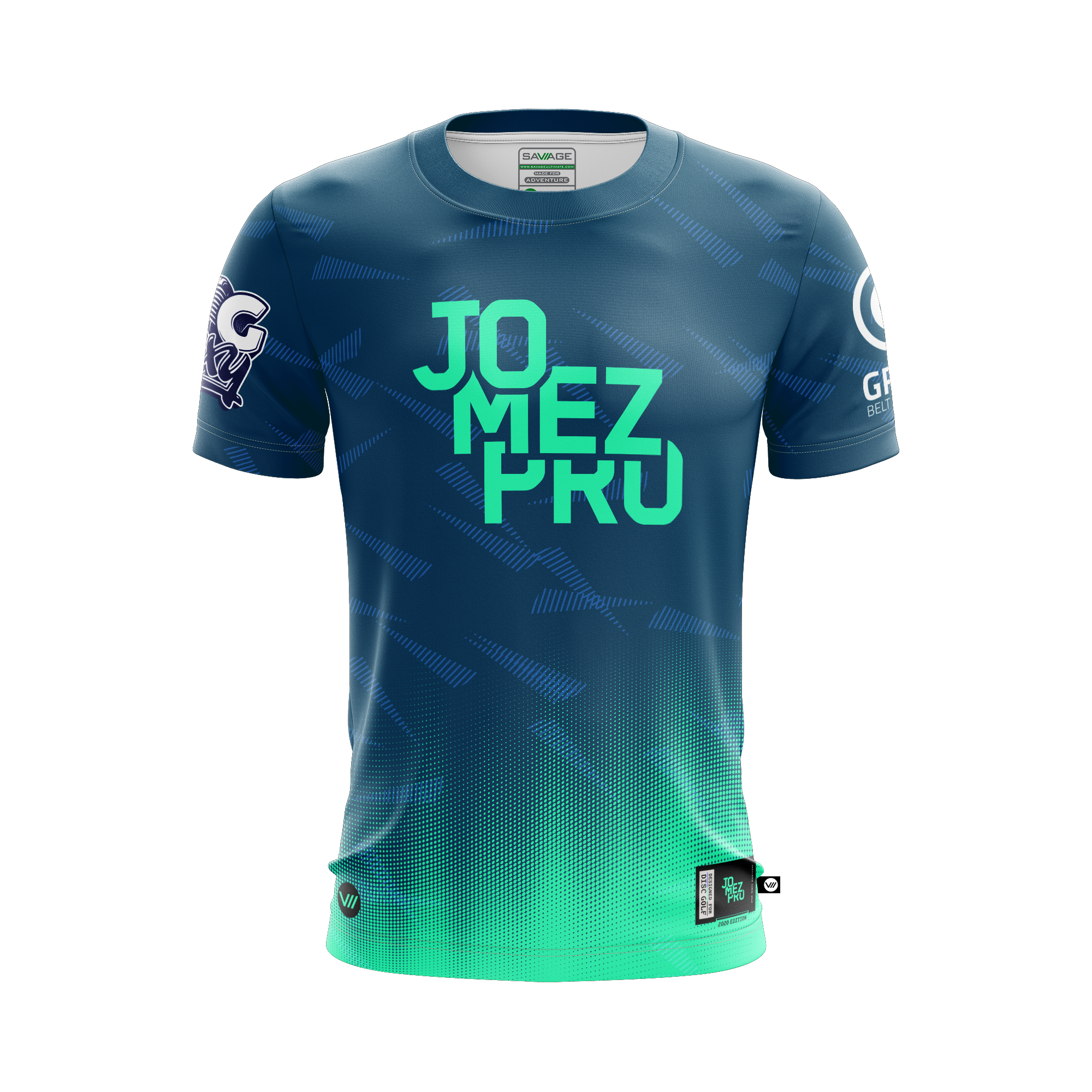 Jomez Productions Frequency Jersey