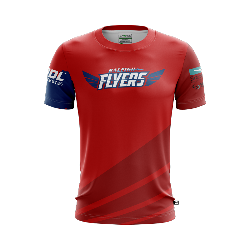 Raleigh Flyers 2020 Replica Jersey (AUDL)
