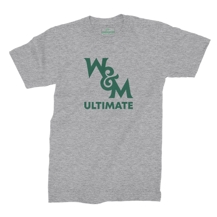 Merry Men Ultimate Heathered Gray Tee