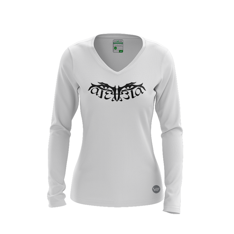 Aletheia Ultimate White LS Jersey