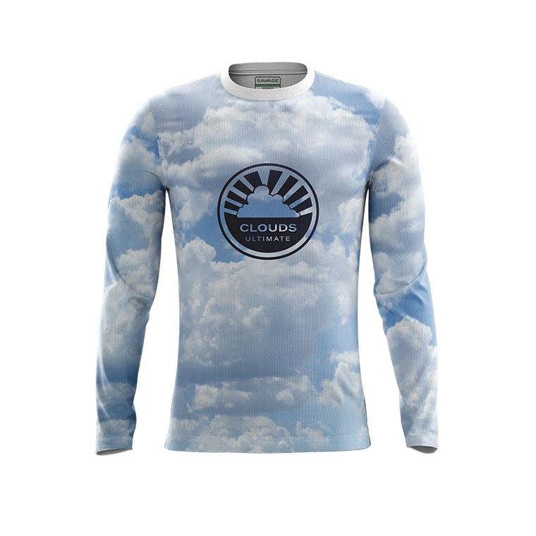 Clouds Ultimate Light FULL LS Jersey