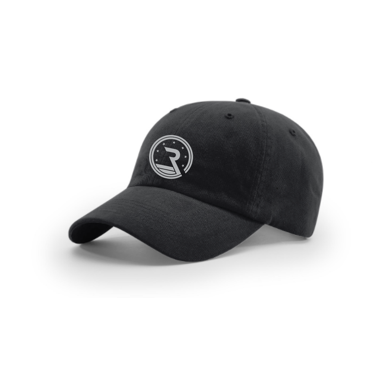 RU Dad Hat Black