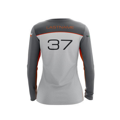 Texas Water Ski Long Sleeve Jersey