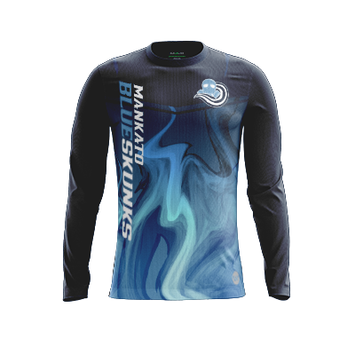 Mankato Blueskunks 2018 Dark LS Jersey